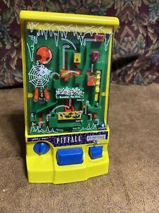Vintage Tomy Pitfall Handheld Game Plazers 1990 Read Ad