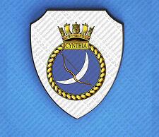 HMS CYNTHIA WALL SHIELD