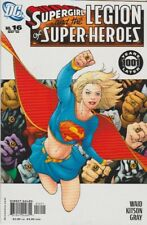 Supergirl and the Legion of Super-Heroes #16 (DC 2006) Near Mint