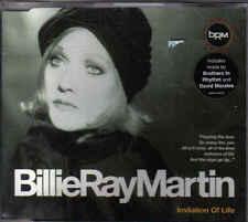 Billie Ray Martin-Imitation Of Life cd maxi single