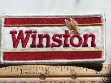 Winston Racing Patch , (#352) *