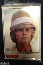 1981 Fleer Here's Bo Derek 72 trading card set