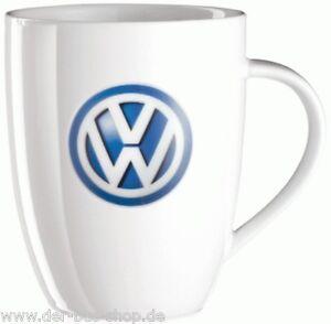 VW - Becher / Tasse - original VW - Porzellan - NEU