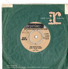 "Dean Martin - The Door Is Still Open To My Heart 7"" Single 1964"