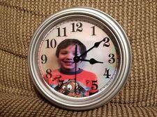 Personalized Clock Picture/Photo clock