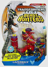 TRANSFORMERS Prime Collection_Beast Hunters_LAZERBACK action figure_Deluxe Class