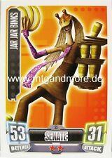 Jar Jar Binks #055 - Force coronó serie 2