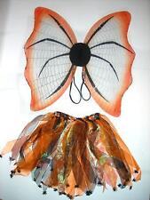 ~*~2pcSET SPIDER WING&TUTU~*~ DRESS UP COSTUME