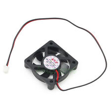 5pcs 50mm DC 12V 2-Pin Computer PC Chipset VGA Video Heatsink Cooler Cooling Fan
