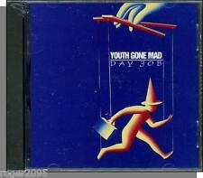 Youth Gone Mad - Day Job - New 1994 Punk CD! 17 Songs!