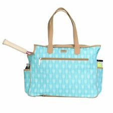 Ame & Lulu Lagoon Court Women's Tennis Racquet Racket Bag - Reg $124