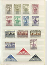 """#200 Spanish Spain Espagne """"Closing of the exhibition of Seville"""" ** 1930 MNH"""