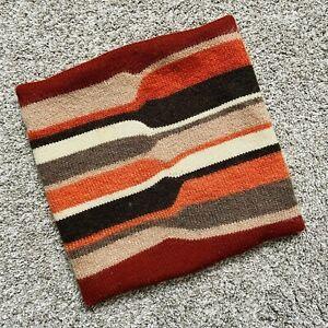"Lauren Saunders California Hand Loomed Llama Wool Mohair Pillow Cover 16""x16"""