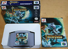 CASTLEVANIA LEGACY OF DARKNESS for NINTENDO 64 N64 PAL RARE & COMPLETE