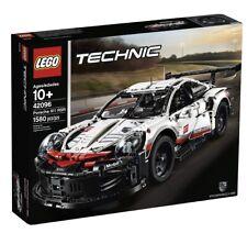 LEGO Technic 42096 Porsche 911 RSR Nuovo scatola non perfetta