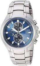Citizen CA0700-51L Men's Eco-Drive Chronograph Titanium Watch