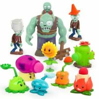 Kids Toys for Children Action Toy Figures Plants VS Zombies Toy Funny Launch