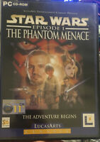 Star Wars: Episode I - The Phantom Menace (PC CD), Good Windows 98, Windows 95 V