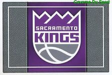 363 TEAM LOGO USA SACRAMENTO KINGS STICKER NBA BASKETBALL 2017 PANINI