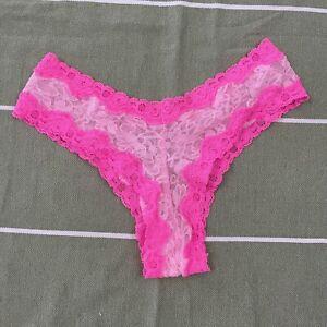 Victorias Secret Size XS Pink The Lacie Panties