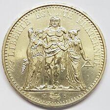 10 Francs Hercule argent 1965 SUP
