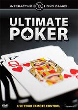 Ultimate Poker Interactive DVD