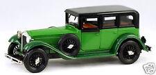 RIO 41 1/43 scale Lancia Dilambda sedan 1929 green MIB