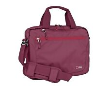 "STM Swift 9"" 10"" 11"" Notebook Carrying Case Laptop Shoulder Bag MacBook Maroon"