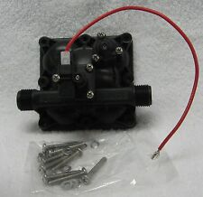 ShurFlo Complete Upper Housing With Switch & Bypass 94-800-00 9480000 Model 4008