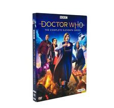 Doctor Who Complete 11th Series Season 11 (3 Dvd discs) Us Seller