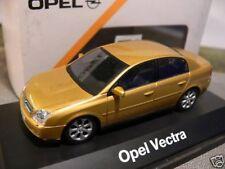 1/43 Schuco Opel Vectra Stufenheck goldgelb