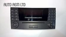 MERCEDES W211 RADIO CD PLAYER HEAD UNIT A2118705089