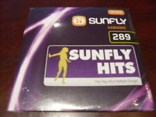 SUNFLY HITS KARAOKE  DISC SF289 VOLUME 289 CD+G SEALED 16 TRACKS