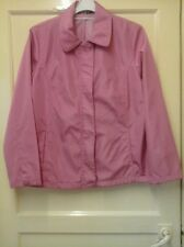 WOMENS STUNING NEW  PINK JACKET SIZE M 12.  OFFERS WELCOME.