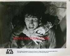 "Bruce Campbell Evil Dead Original 8x10"" Photo #M5723"