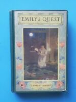 L. M. Montgomery ~ EMILY'S QUEST ~  TRUE 1st Edition 1st Printing 1927 Stokes Co