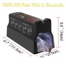 US Plug Electronic Mouse Rat Trap Rodent Pest Control Killer electric Zapper 1PK