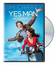 Yes Man (DVD, 2009, Canadian DVD)