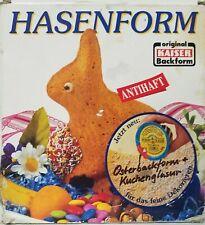 Bunny Rabbit Cake Mold - Made in Germany - Hasenform Kaiser Backform - Vintage