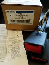 FORD OEM 08-10 F-250/350/450/550 SD Front Seat Belt-Center Middle 8C3Z25611B60AB
