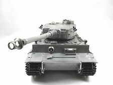 Complete Metal 1/16 Mato Tiger I RTR Version Infrared RC Tank Metal Color 1220