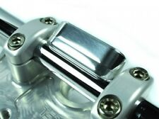 "Motogadget msm polished combi bolt on bracket for 1"" bars MG3005041"