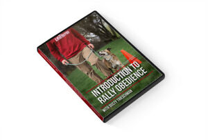 Introduction to Rally Obedience DVD by Leerburg