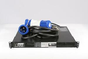 TRIPPLITE 7.4KW Single-Phase Monitored Automatic Transfer Switch PDU PDUMNH32