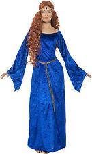 Smiffys 44683s da Donna Stile medievale Costume Small