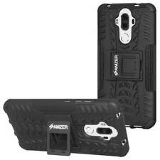 AMZER Impact Resistant Rugged Hybrid Warrior Kickstand Case for Huawei Mate 9