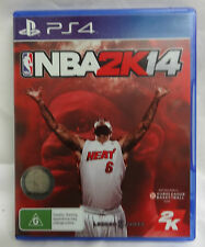 PS4 GAME - NBA 2K14 - EXCELLENT CONDITION