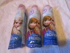 Disney FROZEN 3 Packages of Bathroom Cups 36 Count Priority $8Sh