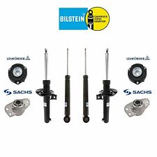 VW Golf GTI Front and Rear Suspension Struts and Shocks with Mounts Bilstein B4