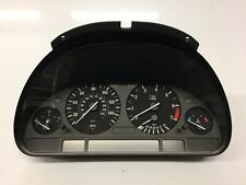Bmw 5-series E39 High OBC dash clock instrument cluster from 523i p/n 6903772
